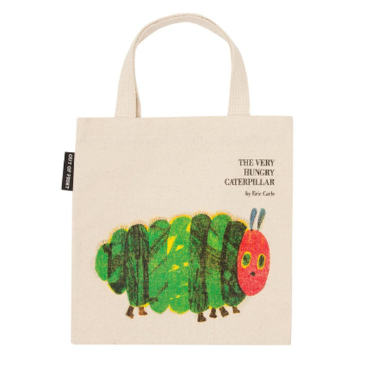Out of Print The Very Hungry Caterpillar Kids Tote Bag/ アウトオブプリント はらぺこあおむし キッズトートバッグ