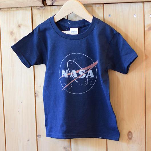NASA TODDLER T-SHIRT NAVY