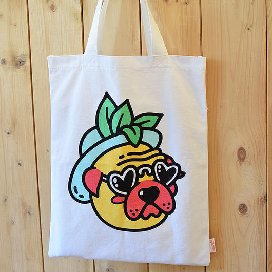 VALLEY CRUISE PRESS HOT UNDER THE COLLAR TOTE BAG / バレークルーズプレス トートバッグ