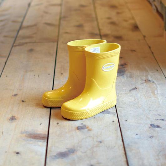HAVAIANAS KIDS RAIN BOOTS YELLOW / ハワイアナス キッズ レインブーツ 長靴 イエロー