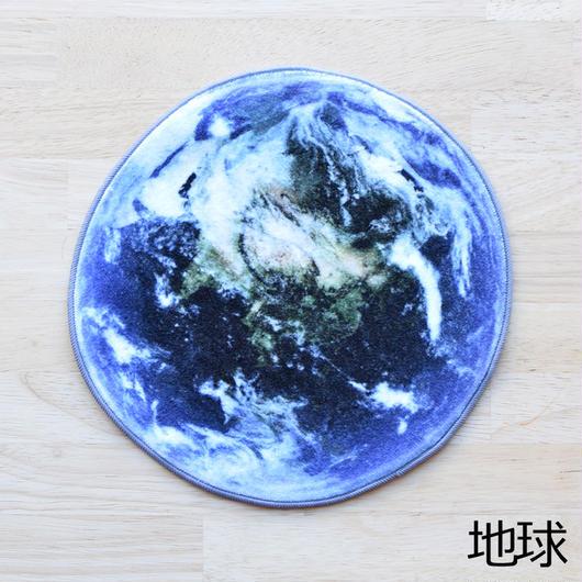 REALISTIC MOTIF TOWEL EARTH / リアルモチーフハンドタオル 地球