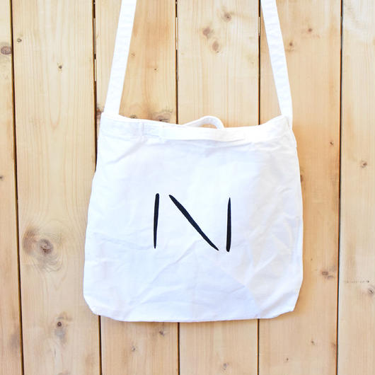 "NORITAKE ""N"" 2WAY TOTE BAG"