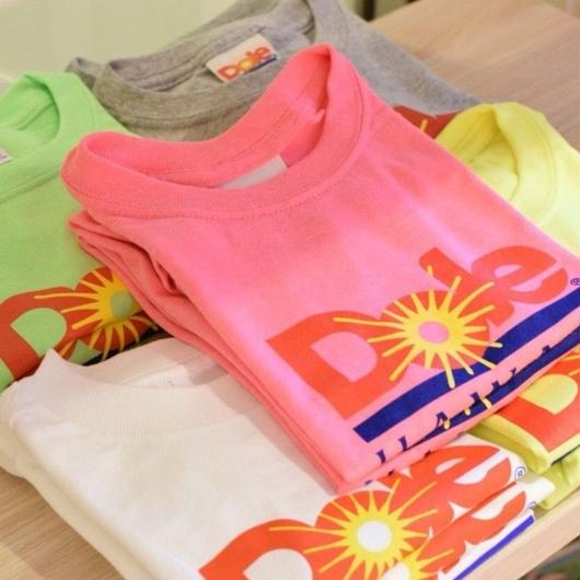 DOLE HAWAII FRONT LOGO YOUTH T-SHIRTS / ドール ハワイ キッズ フロントロゴ Tシャツ