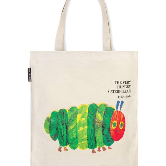 Out of Print The Very Hungry Caterpillar Tote Bag / アウトオブプリント はらぺこあおむし トートバッグ