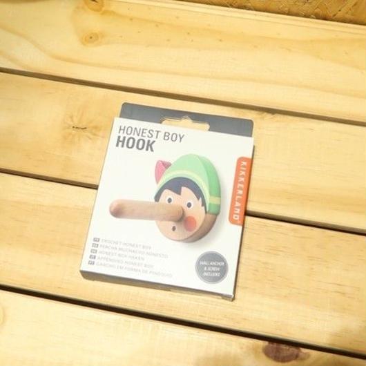 KIKKERLAND HONEST BOY HOOK / キッカーランド ピノキオ フック
