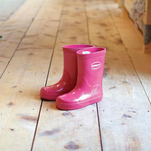 HAVAIANAS KIDS RAIN BOOTS ROSE / ハワイアナス キッズ レインブーツ 長靴 ローズ
