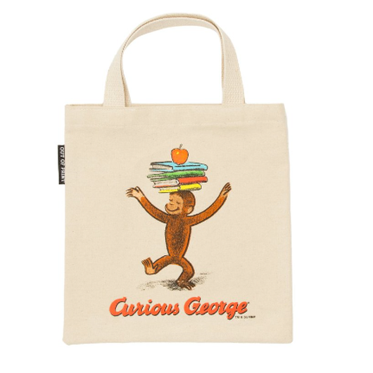 Out of Print Curious George Kids Tote/ アウトオブプリント おさるのジョージ キッズトート