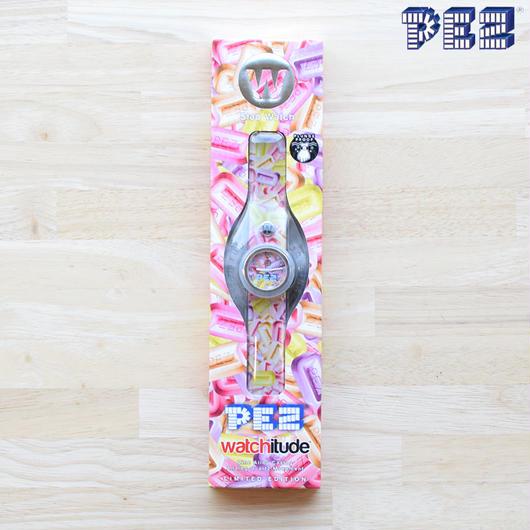 WATCHITUDE SLAP WATCH PEZ CANDY / ウォッチチュード パッチン スラップウォッチ 腕時計 ペッツ キャンディー