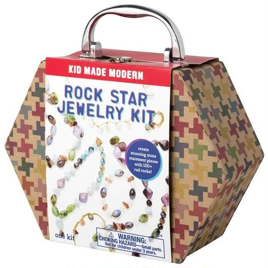 KID MADE MODERN ROCK STAR JEWELRY KIT/ キッドメイドモダン ロックスター ジュエリーキット