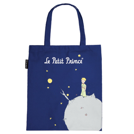 Out of Print The Little Prince Tote Bag / アウトオブプリント 星の王子さま トートバッグ ナチュラル