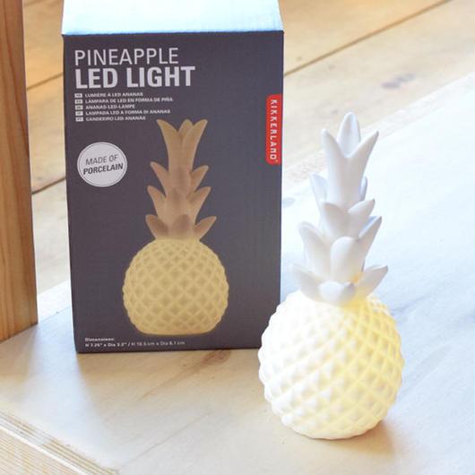 KIKKERLAND PINEAPPLE LED LIGHT / キッカーランド パイナップル LED ライト