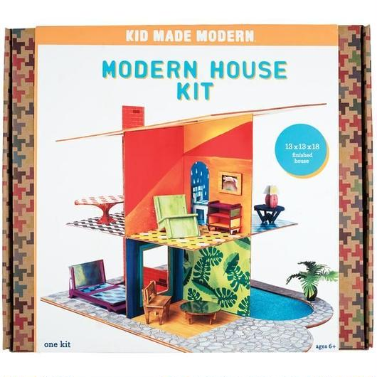 KID MADE MODERN HOUSE CRAFT KIT/キッドメイドモダン モダン ハウス クラフト キット