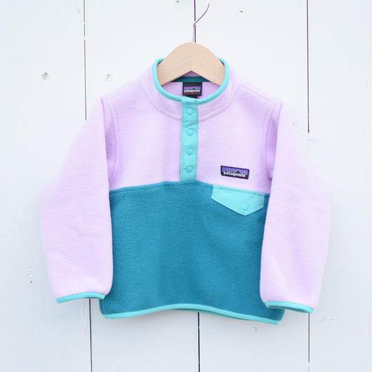 PATAGONIA KIDS BABY LIGHTWEIGHT SYNCHILLA SNAP-T PULLOVER  のコピー