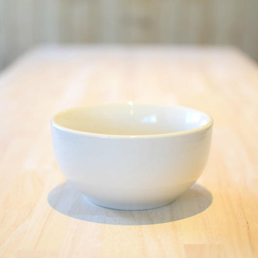 FISHS EDDY DINER WHITE CEREAL BOWL / フィッシュズエディ シリアルボウル ホワイト