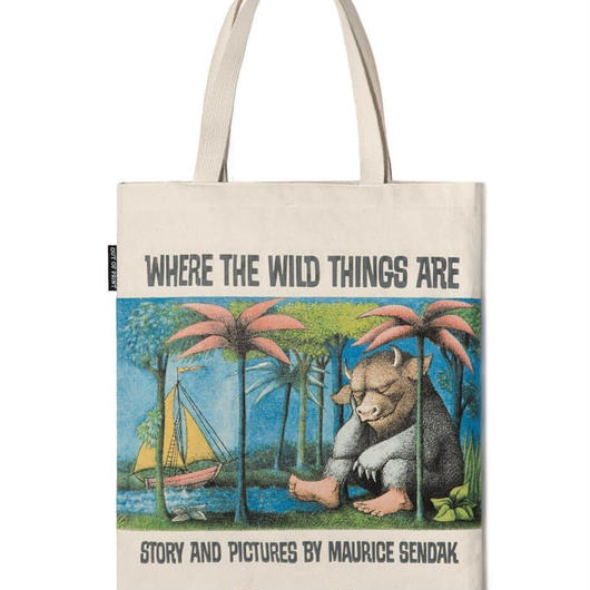 Out of Print Where the Wild Things Are Tote Bag / アウトオブプリント かいじゅうたちのいるところ トートバッグ