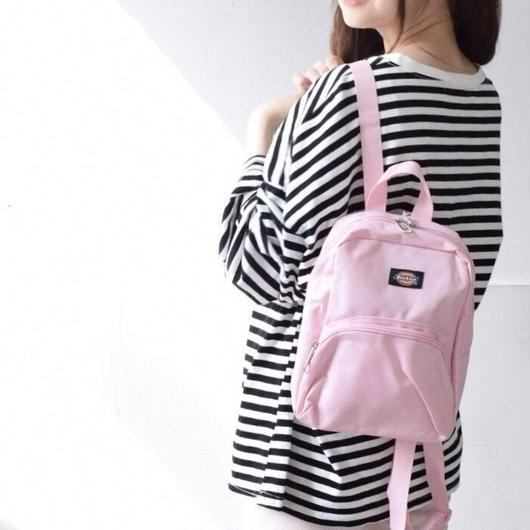 DICKIES MINI BACKPACK PINK / ディッキーズ ミニ バックパック  ピンク