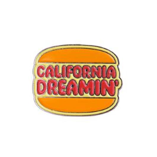 VALLEY CRUISE ENAMEL PIN CALIFORNIA DREAMIN/バレークルーズ エナメルピン カリフォルニアドリーミン
