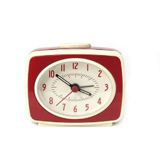 KIKKERLAND CLASSIC ALARM CLOCK RED  / キッカーランド  クラシックアラームクロック レッド