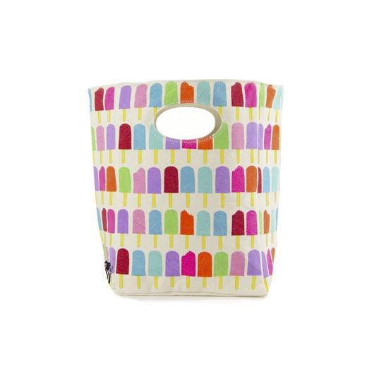 FLUF CLASSIC LUNCH BAG POPSICLE / フラフ クラシック キャンバス ランチバッグ