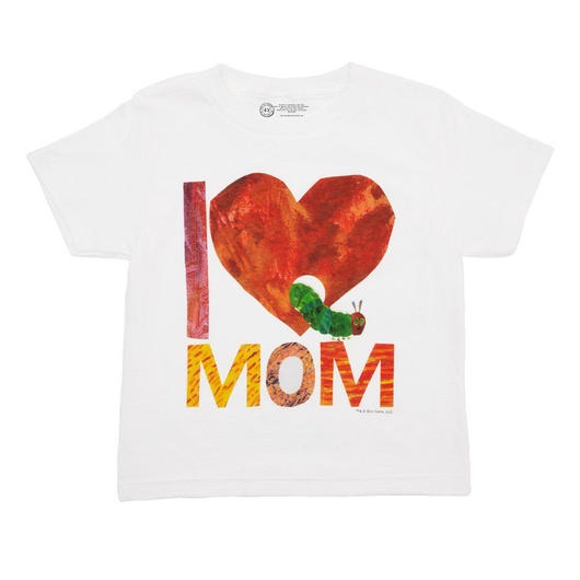 Out of Print The Very Hungry Caterpillar I♡MOM Kids T-Shirts / アウトオブプリント はらぺこあおむし I♡MOM キッズ Tシャツ