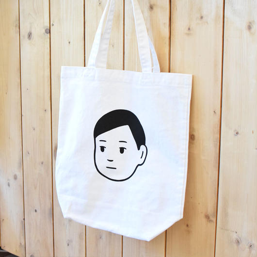 "NORITAKE ""INSIGHT BOY"" TOTE BAG"