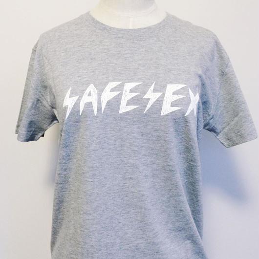 【性的殺意】SAFESEX Tシャツ