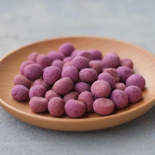 森の実ボーロ「紫イモ」