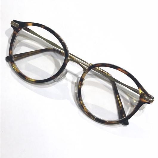 レトロボストンメガネ