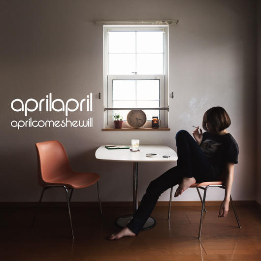 aprilapril【aprilcomeshewill】CD  produced by 五味誠