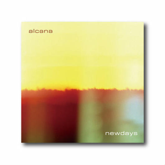 alcana【newdays】CD produced by 五味誠