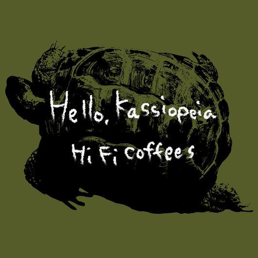 Hello Kassiopeia【ハイファイコーヒーズ】CD