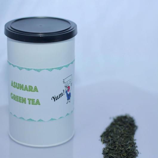 ASUNARA BLEND GREEN TEA