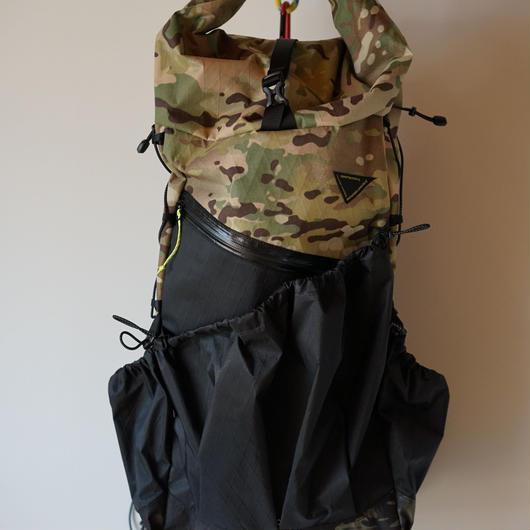 PAC-03  カモフラ使用 ウェストパッドあり