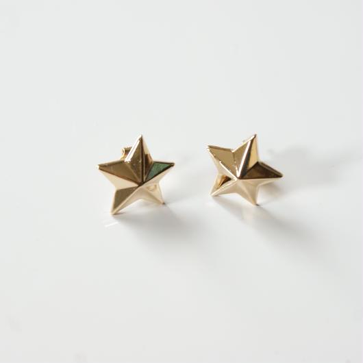 Special price【スペシャル プライス】星 スターゴールドミニピアス / ヴィンテージアクセサリー
