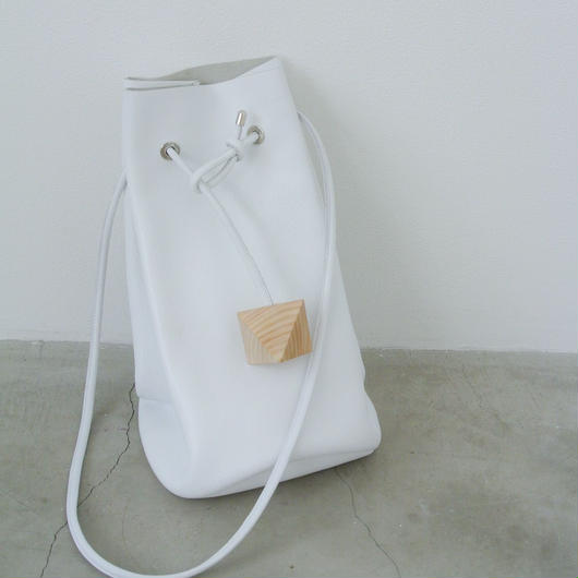 Kinchaku + Rock BAG / WH