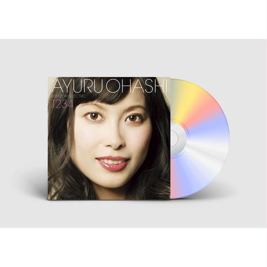 【2018.8.8 Release】大橋歩夕「1234」CD(税・送料込)