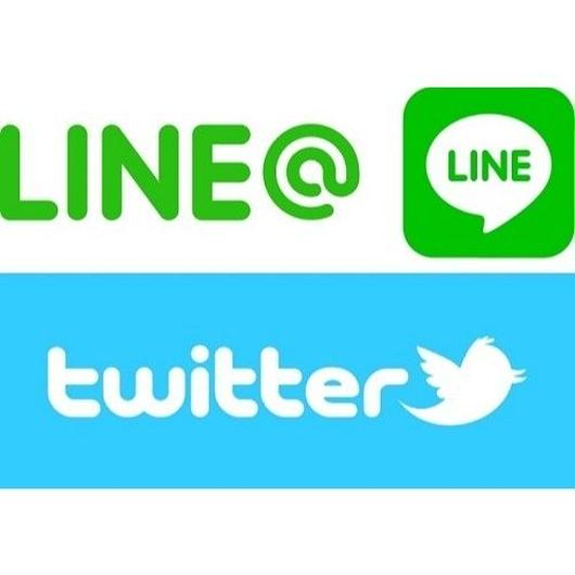 TwiLike & TwiFollow + LINE@海外アカウント1個