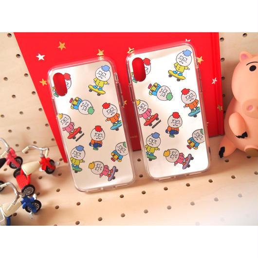 【iPhoneX限定】モッティーミラーケース