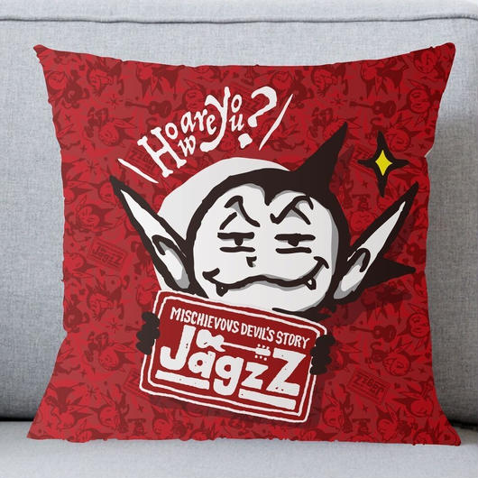 JagzZ クッション(Red)