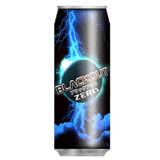 BLACKOUT ZERO1箱 (500ml缶×24本)