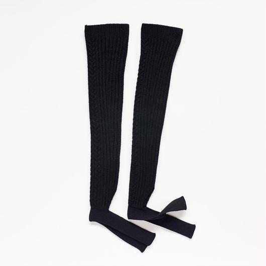 velvet touch leg warmer