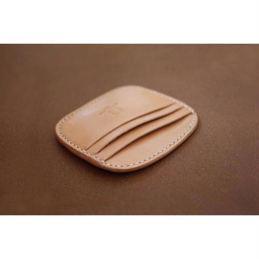 本革サドルレザーのカードケース