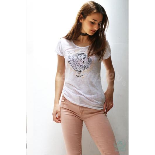 【再入荷待ち商品】T-shirt 'PAVLOVA'(本体価格:¥5,200)RAP01