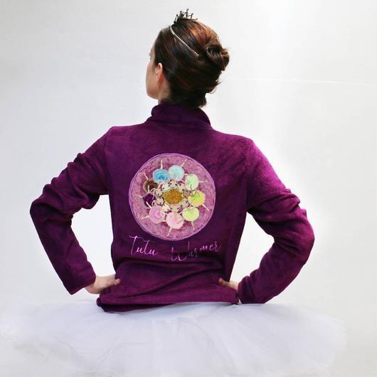 【限定・入荷待ち商品】フリースジャケット Mandala Tutu Warmer Fleece Jacket