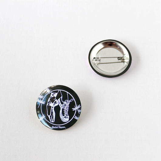 PIN BADGES 'DANCE MOOD'(本体価格:¥400)