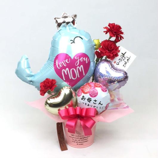 母の日アレンジ(Love Mom)