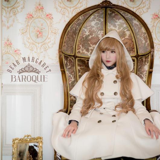 [Dear margaret] 2017 Winter coat オプションフード【入金確認後3日以内発送】