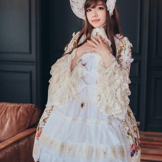 Rapunzel, imprisoned princessドレス【キャンセル品、入金確認後3日以内配送】