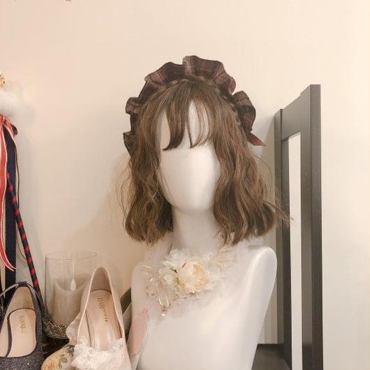[Dear margaret] Bon voyage ヘッドドレス【ご予約商品】