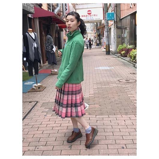 1980年代 reversible Wool skirt